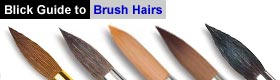 Blick Guide to Brush Hair
