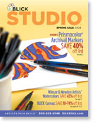Free Art Supply Catalog from Dick Blick