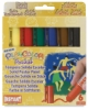 Set Of 6 Standard Color Pocket Sticks