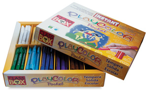 Standard Colors, Set of 144, Pocket Size Sticks