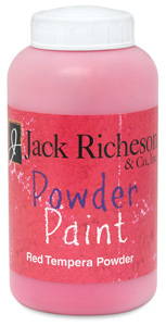 Powdered Tempera Paint, Red