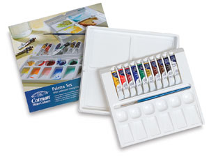 Winsor & Newton Cotman Watercolors Gift Sets