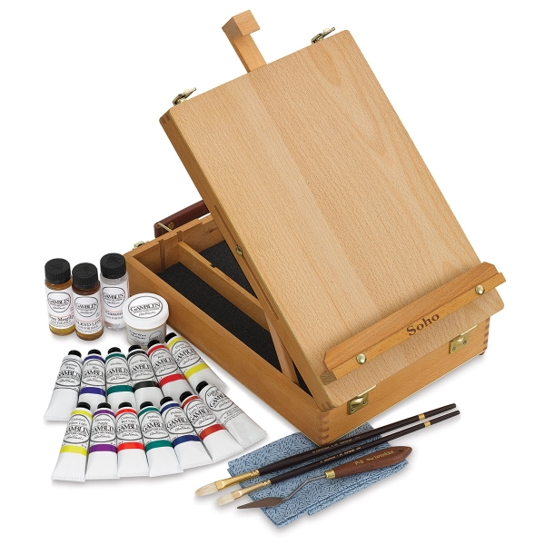 Deluxe Oil Painting Set