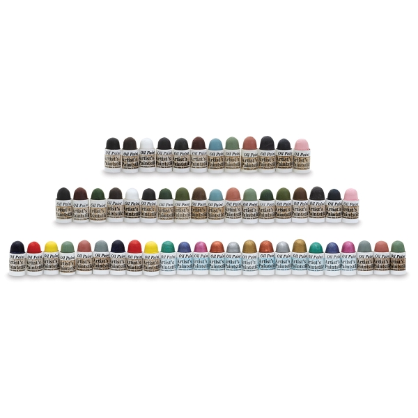 Class Pack Set of 54 Mini Colors