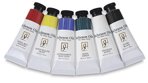 Shiva Signature Artist Oil Colors