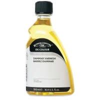 Dammar Varnish, 500 ml bottle