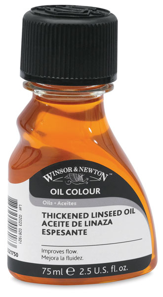 Thickened Linseed Oil
