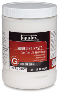 Liquitex Modeling Pastes