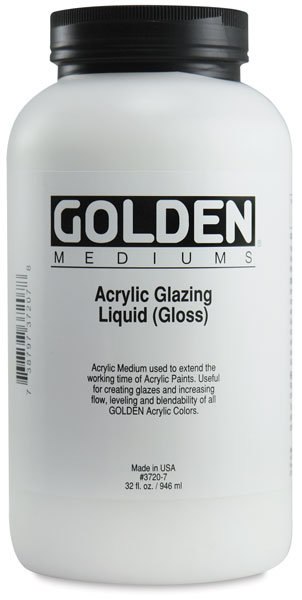 Acrylic Glazing Liquid - Gloss