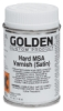 Hard MSA Varnish - Satin, 4 oz