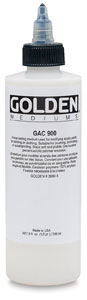 GAC 900: acrylic polymer for clothing artists