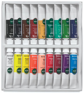 How To Blend Acrylic Paint Colors