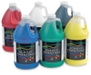 Set of 6 Primary Colors, Half Gallons