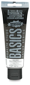 Liquitex Basics, 4 oz Tubes