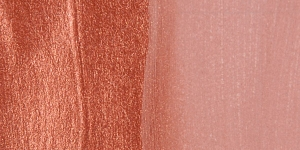 Metallic Burnished Copper