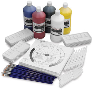 Blickrylic Color Mixing Set
