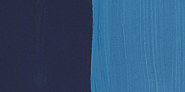 In Oil Paint What Color Is Similar To Prussian Blue