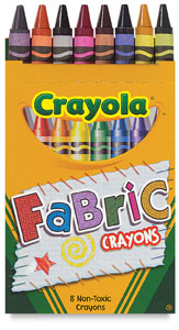 Crayola Fabric Crayons