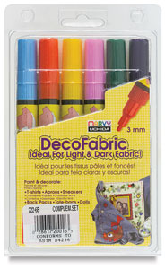 Set of 6 Secondary Colors