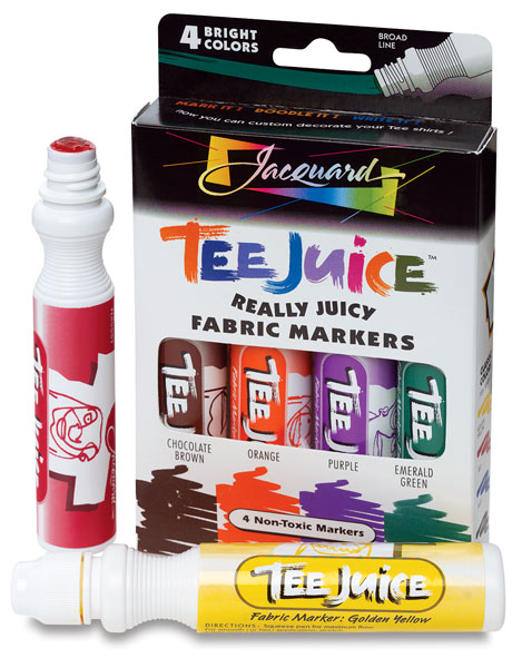 Tee Juice Broad Point Markers