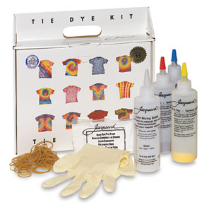 Jacquard Tie Dye Kit