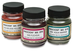 Procion mx fiber reactive cold water dye