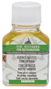 Concentrated Mastic Varnish, 75 ml
