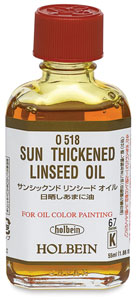 Sun-Thickened Linseed Oil