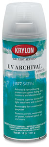 UV Archival Varnish, Satin
