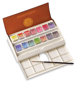 sennelier french watercolor sets
