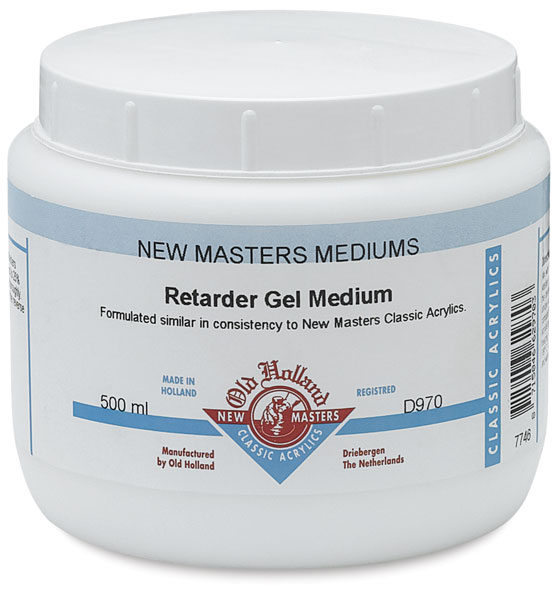 Retarder Gel Medium