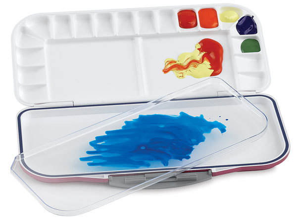 Airtight Leakproof Palette, 18 Wells