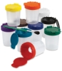 Sargent No-Spill Paint Cups
