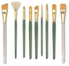 Princeton Good Synthetic Golden Taklon Brushes