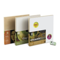 Mixed Media Value Pack w/FREE R&F Encaustic Color