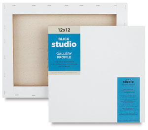 Blick Studio Gallery Profile Canvas