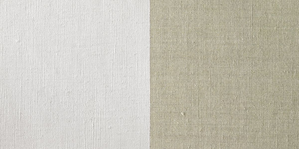 Flemish Linen RollSingle Primed, Oil