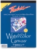 Fredrix Archival Watercolor Canvas Pads