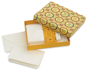 Medioevalis Stationary Sets, Reply Folded, Box of 20
