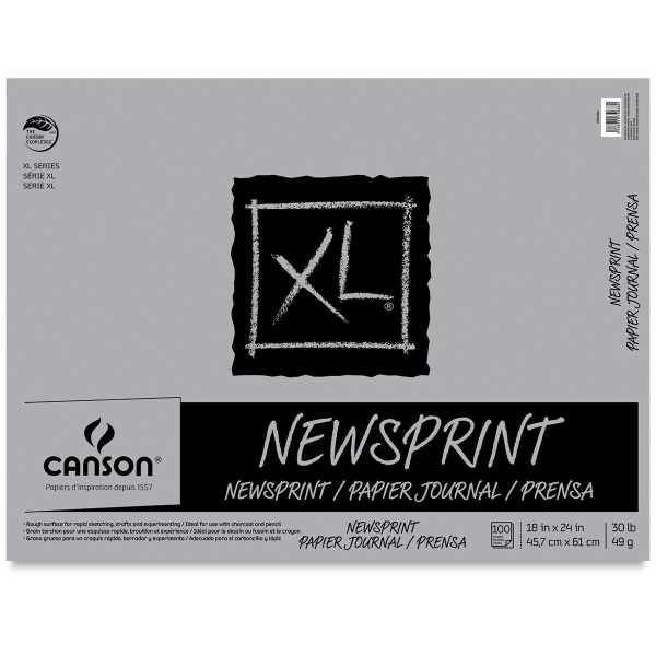 XL Newsprint Pad