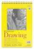 """Drawing Pad, Wire Bound, 50 Sheets, 9"""" × 12"""""""