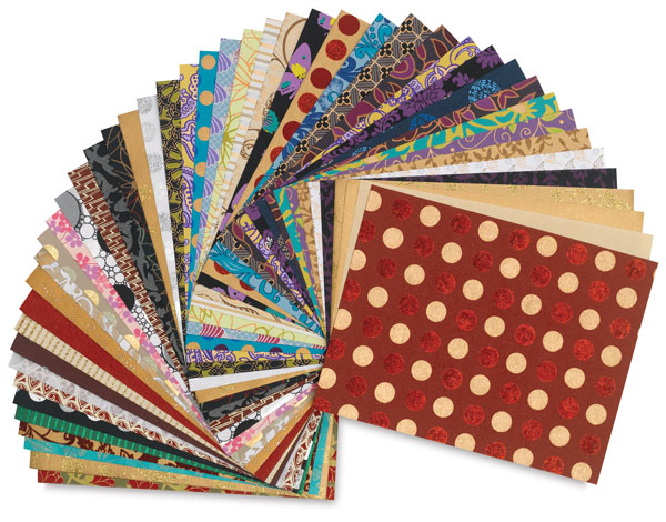 """Assorted Paper, 8½"""" × 11"""""""