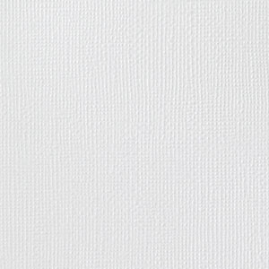 Textured Cardstock, White