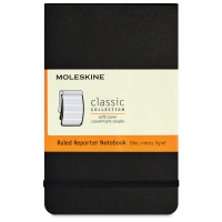 Ruled Reporter Soft Cover Notebook