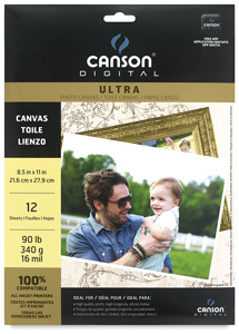 Ultra Canvas, 12 Sheets