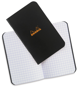 Graph Notebook, Black