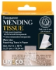 Lineco Transparent Mending Tissue