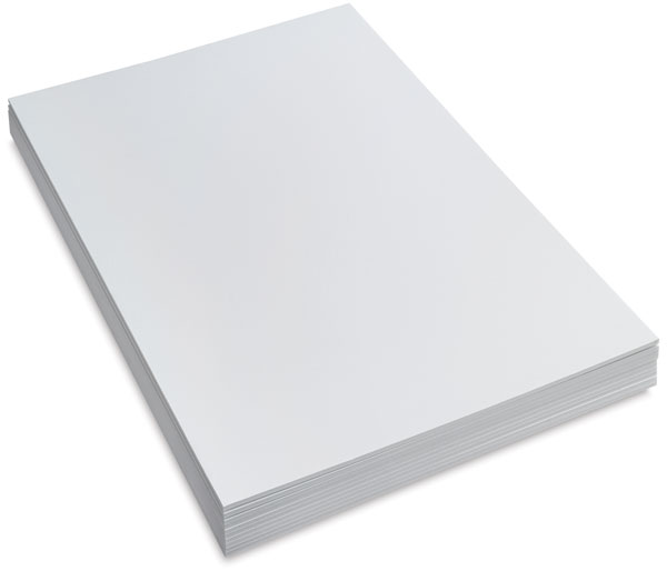 Foamboard, Antique White