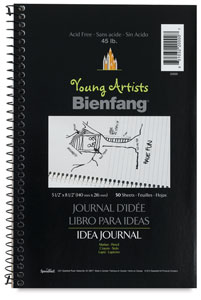 Young Artists Idea Journal, 50 Sheets