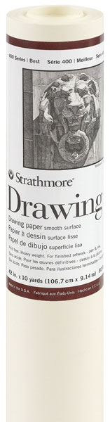Drawing Paper, Roll